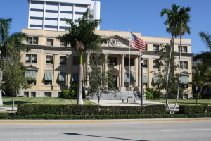 Historic West Palm Beach Courthouse, 2010