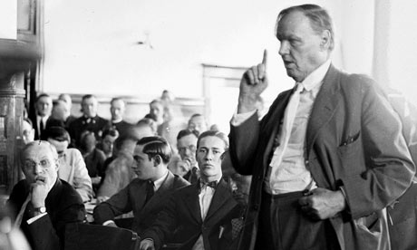 The Great Defender Clarence Darrow