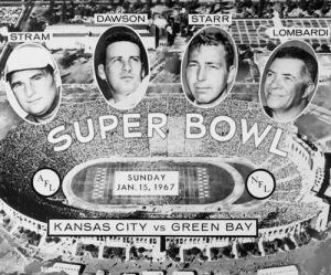1967-1st Super Bowl