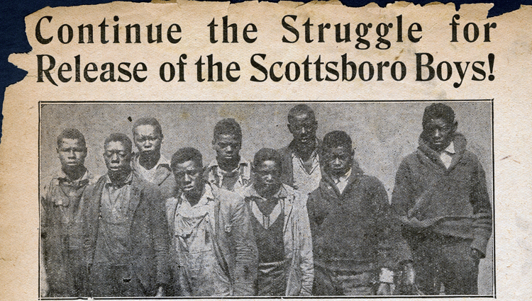 Scottsboro Boys Case