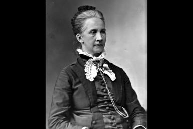 Belva Lockwood, first women to argue before Supreme Court