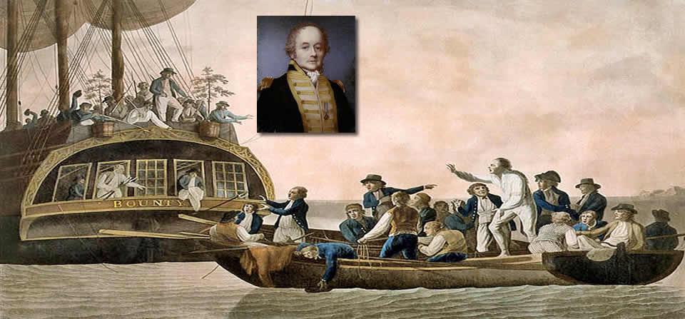 HMS Bounty 1789