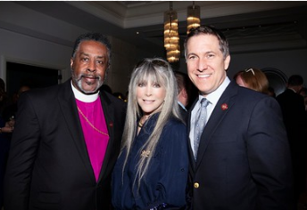 PM – Bishop Harold Calvin Ray, Barbara Katz, Dave Aronberg
