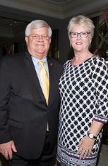 PM – Deputy CHief Mike Gauger, Phyllis Everett Gauger